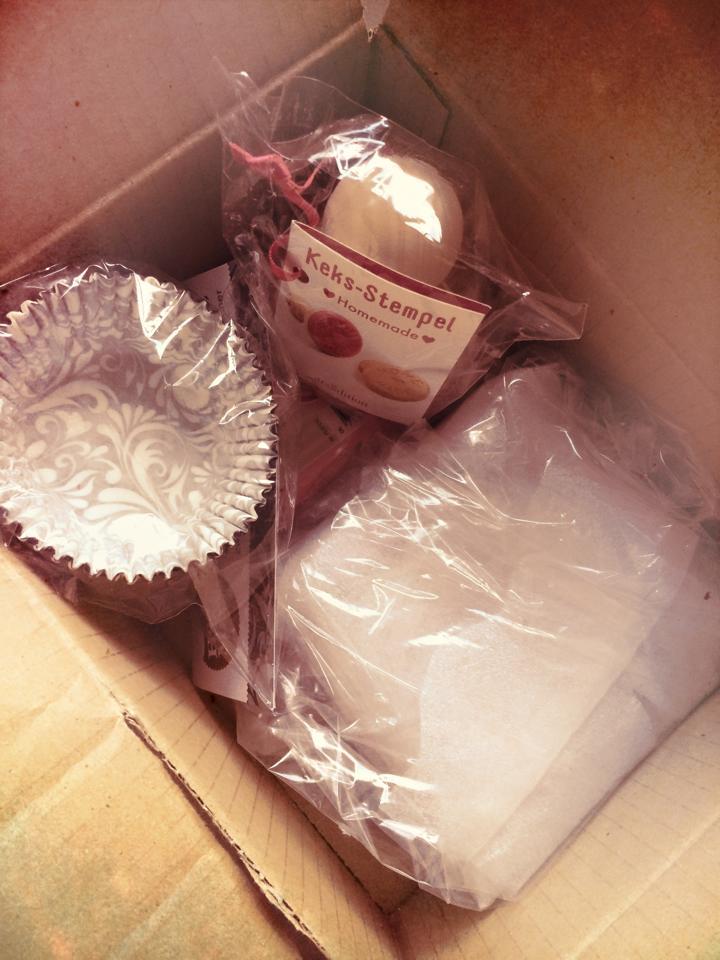 Paket von CAKE MART