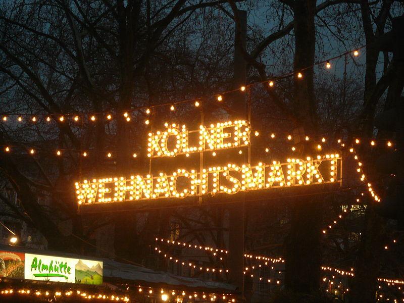 öffnungszeiten Kölner Weihnachtsmarkt.Kölner Weihnachtsmärkte Stimmung öffnungszeiten Und Preise