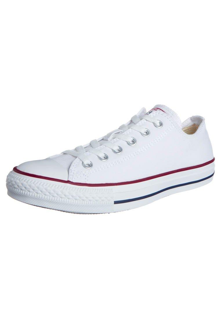 Neu Converse Chuck Taylor All Star Ox Canvas Weiß Sneakers