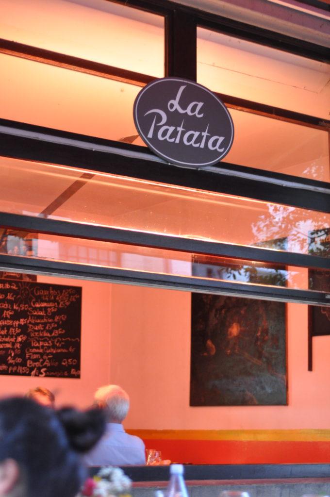 La Patata in der Kölner Südstadt