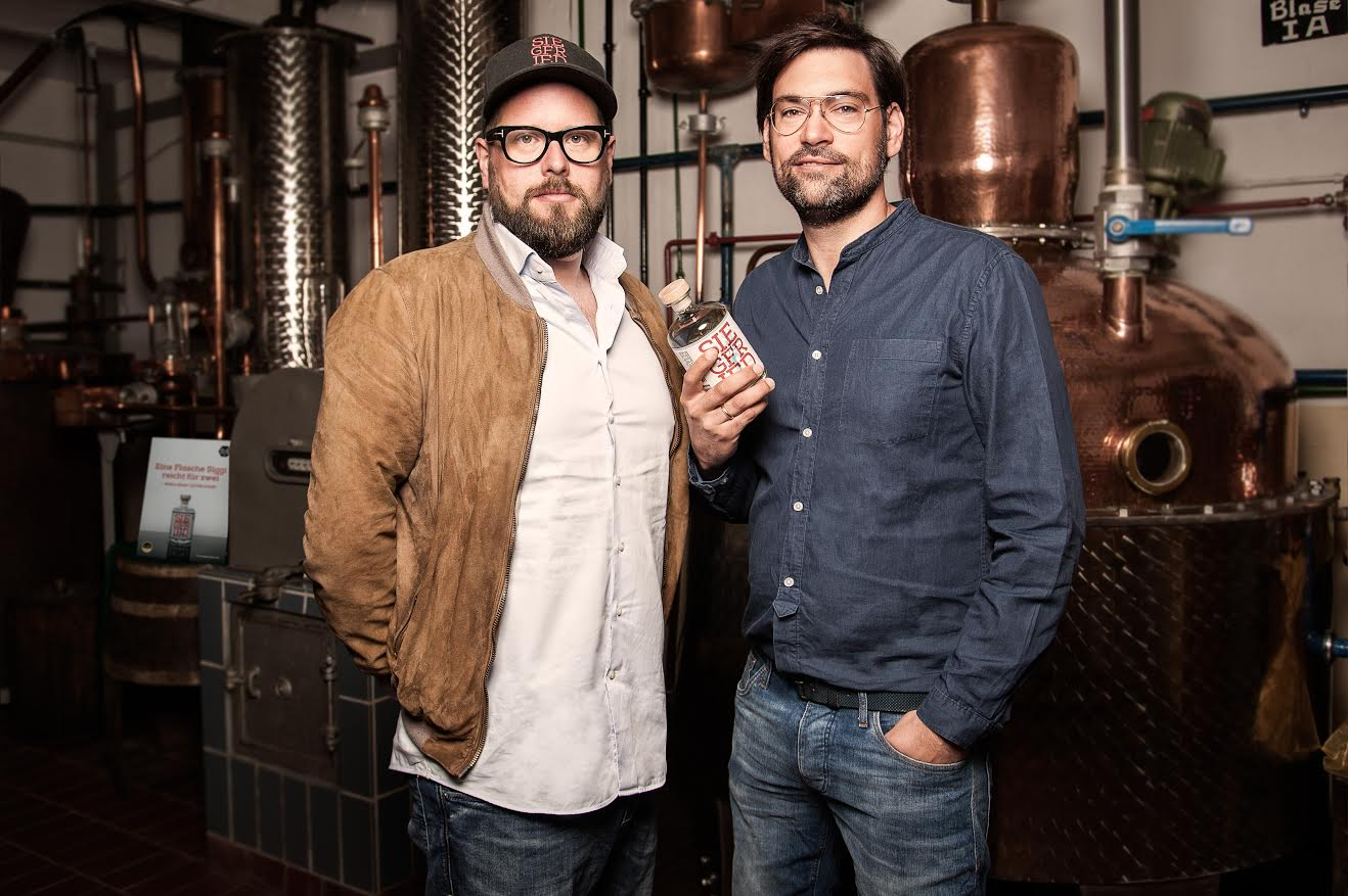 SIEGFRIED Gin Start-up aus Bonn