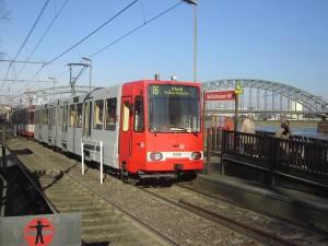 Schwarzfahren in Köln